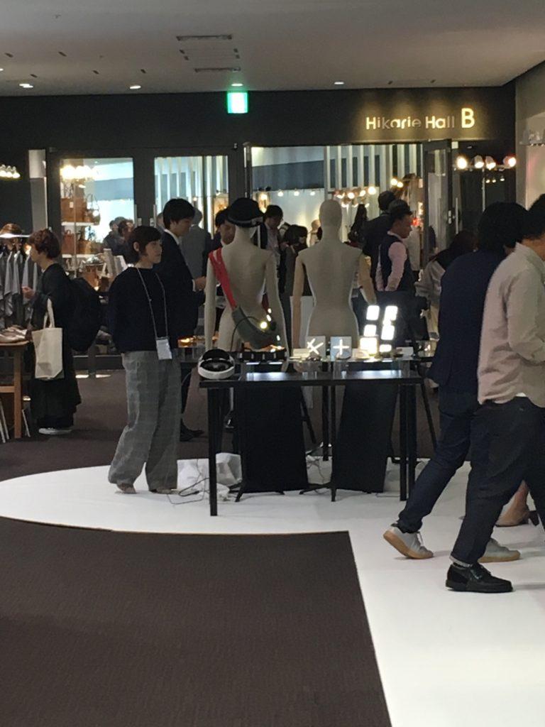 10月26日まで開催 渋谷ヒカリエ9F